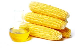 Кукурузное масло - фото